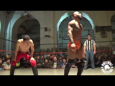 [FULL MATCH] Ricochet vs A-Kid - Fly High (28/01/2017)