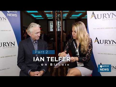 Gold investor Ian Telfer says Bitcoin will crash and disappear!!