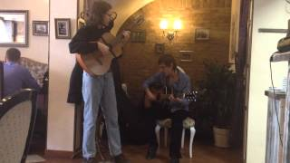 живая музыка кафе hastta la vista саратов
