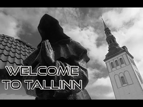 Welcome to Tallinn, Estonia