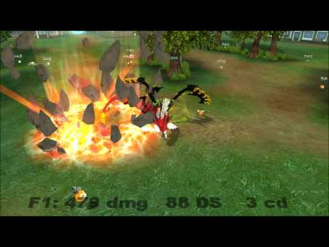 Digimon Masters Online - Dorumon (Dorugamon) - all evolutions and attacks