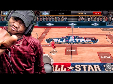 SKILLS CHALLENGE, 3PT CONTEST & DUNK CONTEST! NBA Live Mobile 16 Gameplay Ep. 76