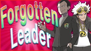 Team Rainbow Rocket: The Forgotten Leader - Pokémon Ultra Sun and Ultra Moon Theory