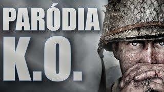PARÓDIA COD WW2 - K.O. (PABLLO VITTAR)