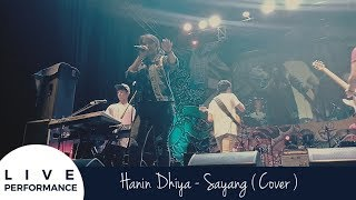 SAYANG Via Vallen Cover by Hanin Dhiya