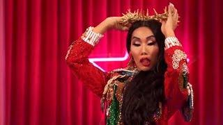 Gia Gunn is so shady - RuPaul's Drag Race All Stars 4