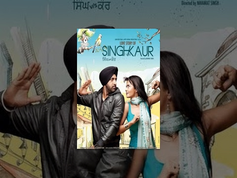 Singh vs Kaur | Full Movie | Latest Punjabi Movie | Super Hit Punjabi Film 2017