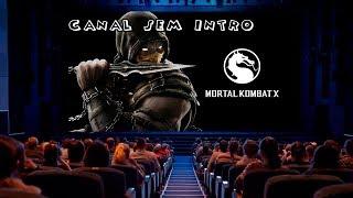 Live: Mortal Kombat novamente rsrsrs.