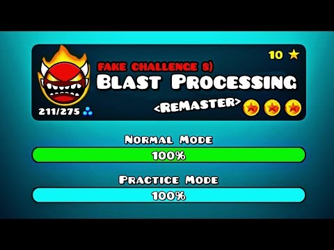 "BLAST PROCESSING + FAKES 8) | ""Blast Insanity"" 100% By TheDevon [EPIC DEMON?] 