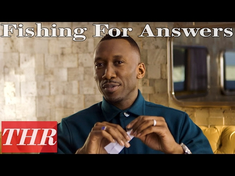 Mahershala Ali on 'Moonlight,' Being Patient & Bubblegum Ice Cream  THR Fishing for Answers