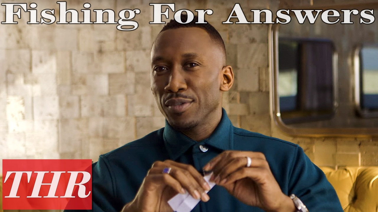 Mahershala ali on moonlight being patient bubblegum ice cream thr fishing for answers youtube