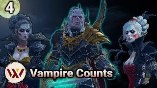 Felipe\'s Folley! #4 Total War: Warhammer 2 Mortal Empires - Vampires Vlad No-Pause Gameplay