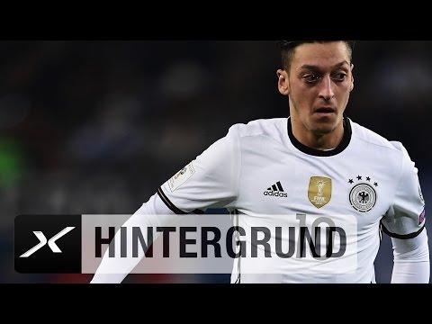 Mesut Özil als Schlüssel gegen Festung Nordirland | Deutschland - Nordirland | WM-Qualifikation