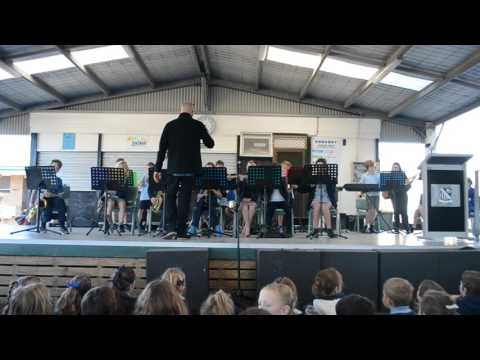 Education Week 2017: THPS Band 'Hello' by Adele