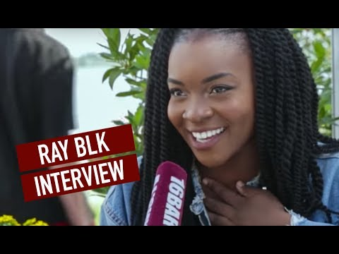 RAY BLK im Interview über Stormzy, BBC Awards und ihr neues Album | 16BARS.TV