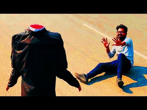 SARKATTA PART-2 Ft. Technical Guruji | Headless man | Pranks in india | NatKhat Shady