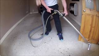 Emsleys carpet cleaning (standard clean)
