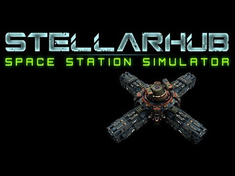 StellarHub - (Space Station Management Game)
