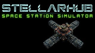 StellarHub - (Space Station Management Game)