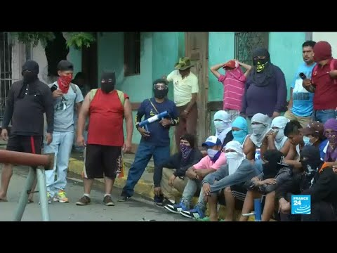 Rights group: 121 killed in Nicaragua protests