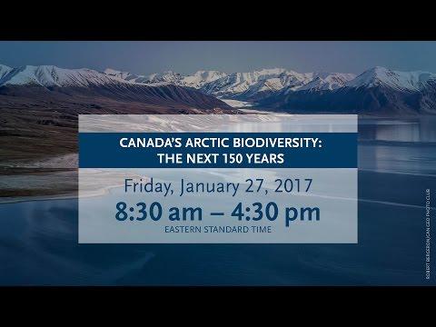Canada's Arctic Biodiversity Symposium