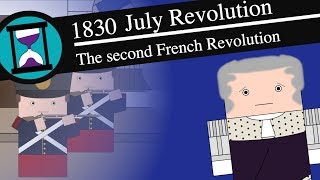 The 1830 July Revolution: History Matters (Short Animated Documentary)