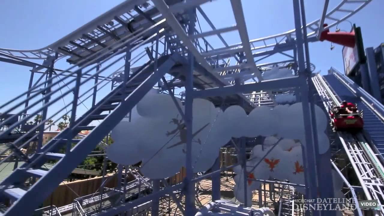 Goofy S Sky School Complete Ride Through Youtube