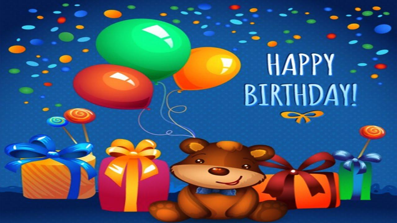 Happy Birthday Songs Baby Songs Kids Songs Party