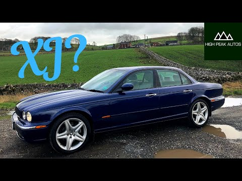 Should You Buy a Used JAGUAR XJ? (X350 TEST DRIVE & REVIEW)