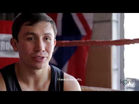 Gennady Golovkin Interview