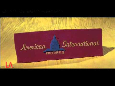 American International Pictures (in Claymation!)