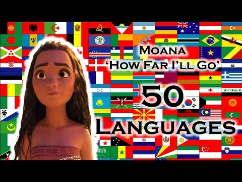 MOANA: 50 Languages Full-sequence Multilanguage: