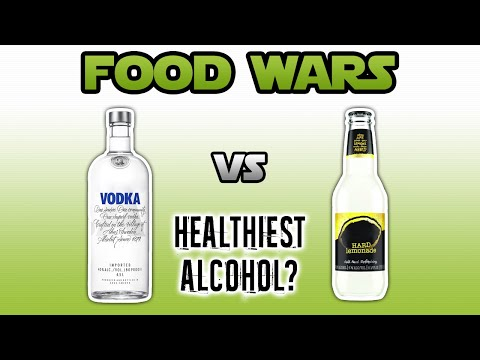 What Is The Healthiest Alcohol To Drink On A Diet (VODKA, BEER, WINE)? | LiveLeanTV