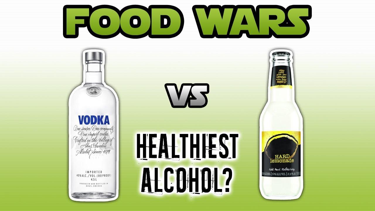 is vodka a good diet drink