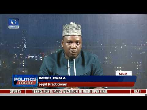 Politics Today: Lawyer Calls Out Dino Melaye Over His Certificates
