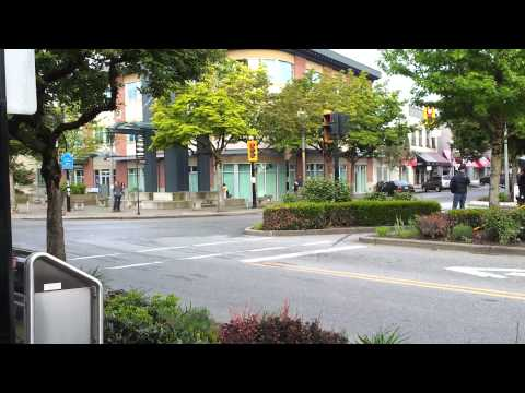 Downtown Chilliwack movie shoot