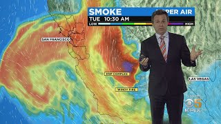 डैरेन पेक के साथ सोमवार रात मौसम का पूर्वानुमान screenshot 1