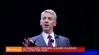Bill Ackman's Pershing Square Is Going Public