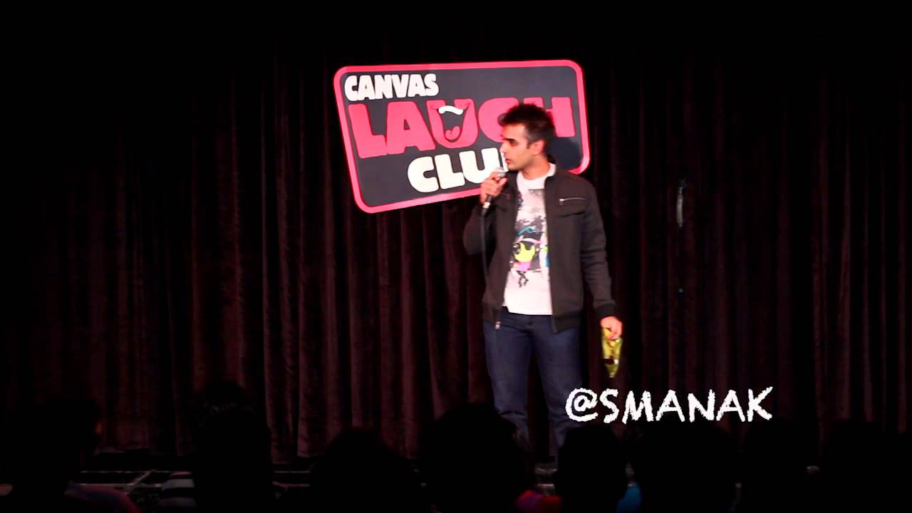 Introducing Myself: Stand Up Comedy