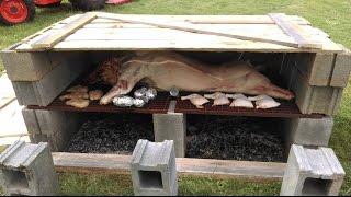 Pig Pickin&#39 - The Hillbilly Kitchen