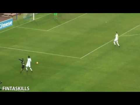 Lorenzo Insigne Crazy Skill Vs Fiorentina (TIM Cup) (2016 2017)