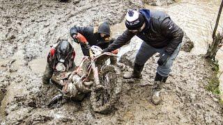 Mud & Rain vs. Riders | British Extreme Enduro 2020 | Round 1 Tong
