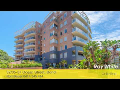 The ultimate in luxurious coastal penthouse living - 32/35-35 Ocean St, Bondi