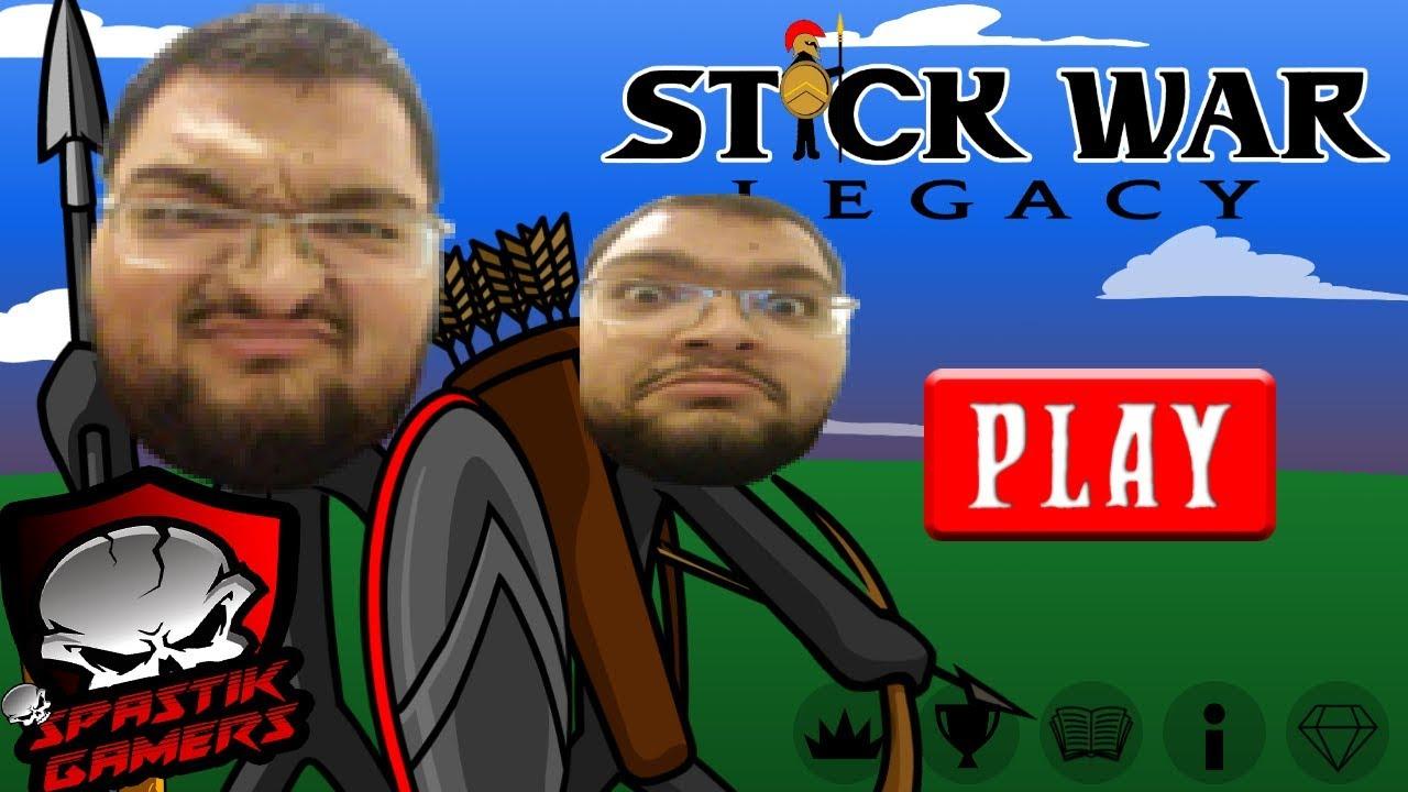 Stick War Legacy : Mobil Oyun