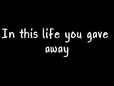 3 Doors Down - It's Not Me Lyrics