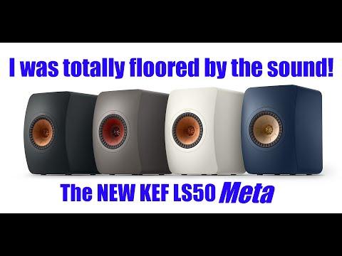 REVIEW: Radically improved KEF LS50 Meta Speaker