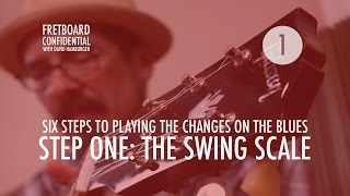 Six Steps to Plaỳing the Changes on the Blues: 1 of 6 : The Swing Scale