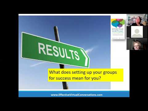 Effective Virtual Conversations Setting Everyone Up For Success 12 18 17
