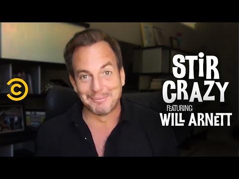 Will Arnett Plays Quarantine Games with Josh – Stir Crazy with Josh Horowitz