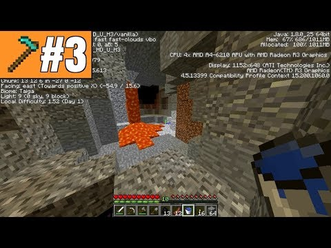 Minecraft Challenges - A Waste of Resources, Part 3: Hidden in the Walls